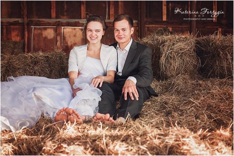 country wedding in Alaska Fairbanks, destination wedding