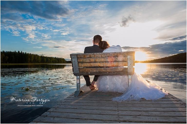 destination alaskan wedding documented by Katerina Fort Photography & Design seattle photographer