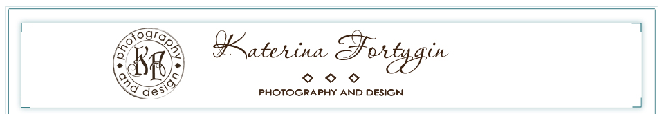 Katerina Fortygin Photography and Design logo