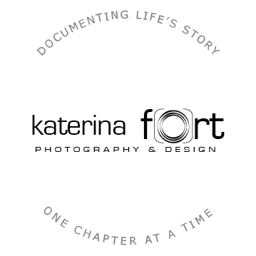 Katerina Fort Photography and Design logo